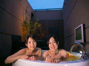 大分温泉 Business Resort Sourin -宗麟-:ジャグジー風呂