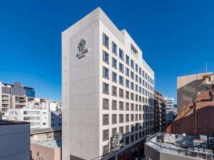 銀座 露天の湯 日和ホテル東京銀座EASTの写真