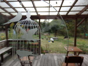 Garden House SARA:サンドブラスト