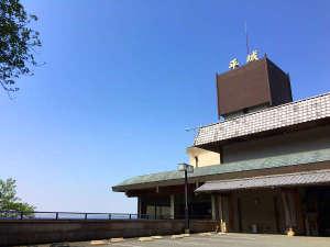 遊景の宿 平城 外観