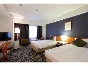 山形グランドホテル:【新館】スーペリアツイン:一例