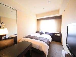 新宿ワシントンホテル新館:ビジネスに最適!スーペリアシングルルーム♪(一例)