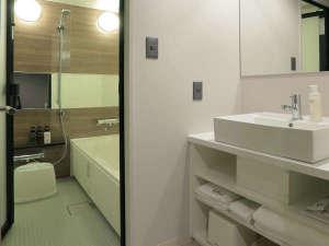 木更津ワシントンホテル:独立型バスルーム