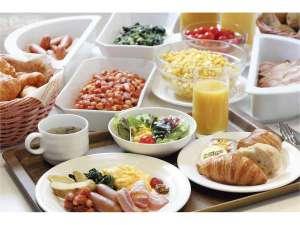 木更津ワシントンホテル:朝食ブッフェ