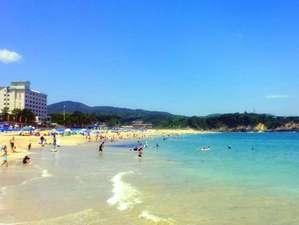 リゾートヒルズ豊浜 蒼空の風 ~SORA no  KAZE~:水質AAの千鳥ヶ浜まで徒歩1分!C/IN前、OUT後の駐車場利用可能、温水シャワーも完備♪