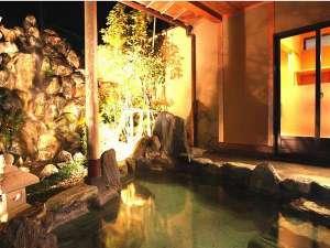 リゾートヒルズ豊浜 蒼空の風 ~SORA no  KAZE~:男女大浴場・露天風呂、客室露天風呂、貸切露天風呂、女性専用露天風呂にてトロトロの美肌温泉を満喫♪