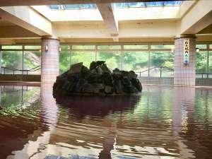 湯けむりとにごり湯の宿 霧島国際ホテル:【一泊九湯】★大浴場★大人数でもゆったりくつろげる広さ♪