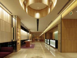 CANDEO HOTELS(カンデオホテルズ)大阪なんば:ロビー