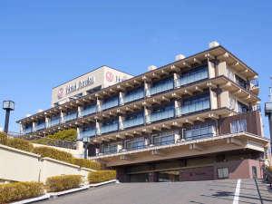 飯坂ホテルジュラクの写真
