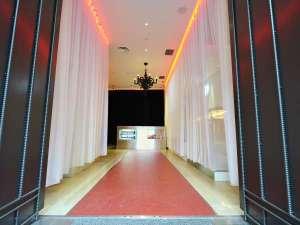 SHIBUYA HOTEL EN:エントランスロビー