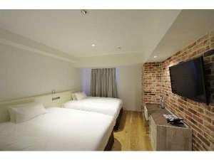 SHIBUYA HOTEL EN: Factory modern twin comfort(W140cm×L203cm・2Bed)全てのお客様に快適な時間をお約束します!