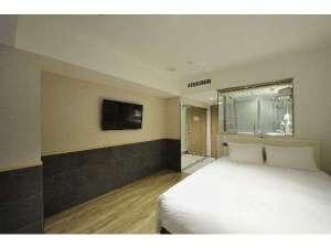 SHIBUYA HOTEL EN(渋谷ホテル エン):ダブル(ジャパニーズモダンスーペリア)素敵な思い出をおつくり下さいませ☆