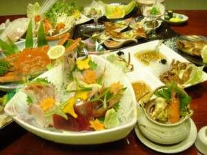 美味海食 汐彩の湯みかく