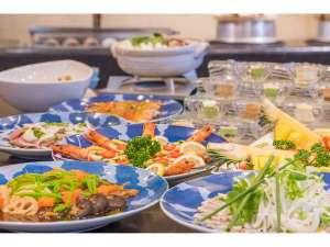 鵜の浜温泉 美味海食 汐彩の湯 みかく:おばんざい一例
