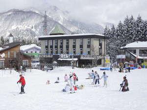 ペンションおこん:★らいちょうバレーへスキー/スノーボードで来られる方はぜひお立ち寄りを