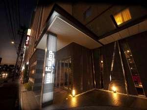 天然温泉 花蛍の湯 ドーミーインPREMIUM京都駅前:◆ホテルエントランス