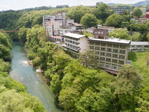 伊東園ホテル尾瀬老神 山楽荘の写真