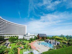 シェラトン・グランデ・トーキョーベイ・ホテル:■東京ディズニーリゾート(R)・オフィシャルホテル/駅から徒歩1分の好立地でリゾート内の行き来に便利です