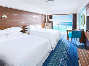 シェラトン・グランデ・トーキョーベイ・ホテル:新オーシャンドリームルーム