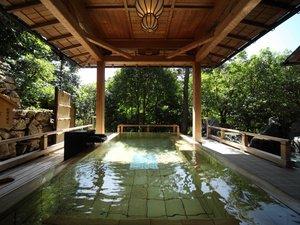 大谷山荘:大浴場