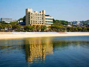 渚のリゾート・吉良竜宮ホテルの写真