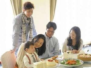 重慶飯店個室・プライベートな空間で、楽しいひとときを(お料理・ケーキ等はイメージ)