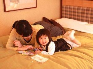 ローズ ホテル 横浜:小学生以下のお子様はベッド1台あたり1名様まで添い寝無料