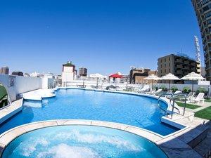 ローズ ホテル 横浜:ご宿泊者・デイユースご利用のお客様は無料でご利用いただけます(夏季営業)