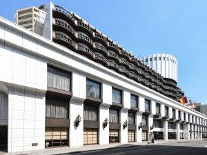 ローズホテル横浜 外観
