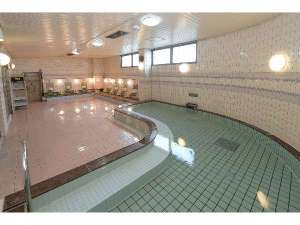 キャッスルイン小牧:男性大浴場