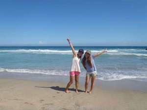 オーシャンリゾート Bondi(ボンダイ):白砂の吉佐美大浜まで徒歩3分