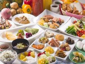 天然温泉 プレミアホテル-CABIN-旭川(旧ホテルパコ旭川):◆朝食は自家精米のご飯でふっくら美味♪朝食券はランチにも変更可能!