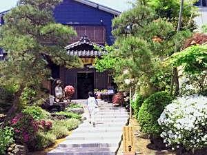 和食とイタリアンの融合が楽しめる料理宿 湯田上温泉 旅館初音の写真