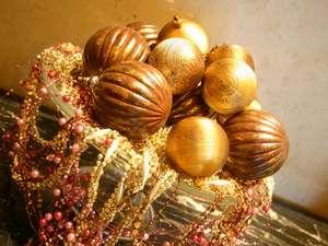 館内 クリスマスオーナメント(イメージ)