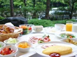 レストラン&ラウンジ 「ザ・テラス」の朝食ブッフェ(イメージ)