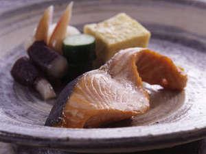 日本料理「おりじん」朝食イメージ