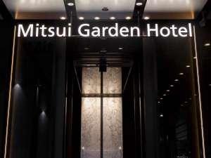 三井ガーデンホテル名古屋プレミア:1Fエントランス
