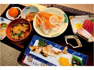 金田一温泉 仙養舘:岩手の郷土料理から、季節に合わせた様々な料理をご用意しております。