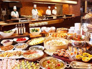 ホテル ウェルシーズン浜名湖:■バイキング/地場の野菜をふんだんに使った「健菜美食バイキング」
