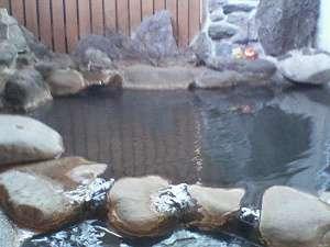 天恵の名湯 いさぜん旅館:露天風呂