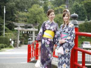国登録有形文化財の宿 保性館(HMIホテルグループ):玉造湯神社へは徒歩で4分