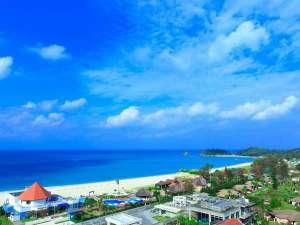 オクマ プライベートビーチ & リゾート:那覇空港から車で約1時間40分かけてたどり着く、ここは、本島屈指のプライベートリゾート