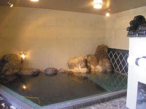 民宿すずき屋:内風呂