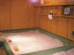 民宿すずき屋:砂風呂