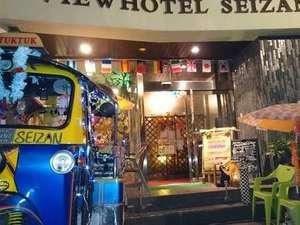 ビュウホテルセイザンの写真
