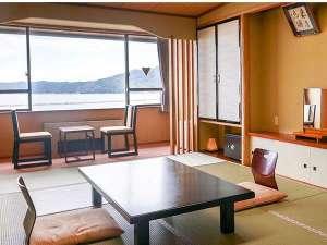岩手宮古 ホテル近江屋:和室12畳※禁煙【宮古港を一望できます。】