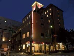 グランパークホテルエクセル福島恵比寿 外観