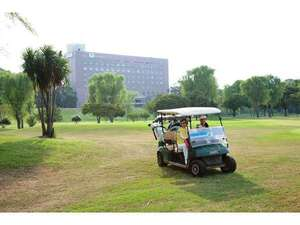 クリアビューゴルフクラブアンドホテル:ゴルフコース