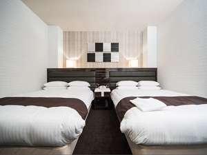 アーヴェストホテル蒲田(東口):デラックスツインルームは最大5名様まで利用可能!