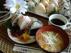 東横イン 新横浜駅前新館:健康朝食★無料サービス